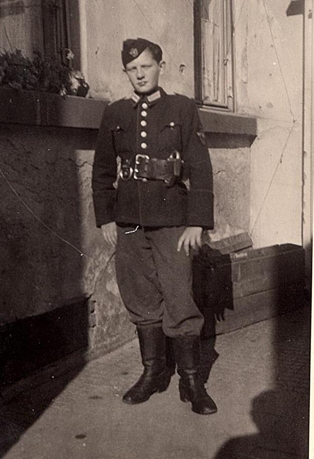 1943 Heinz Schillinger