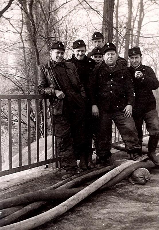 1955 Hochwasser 01
