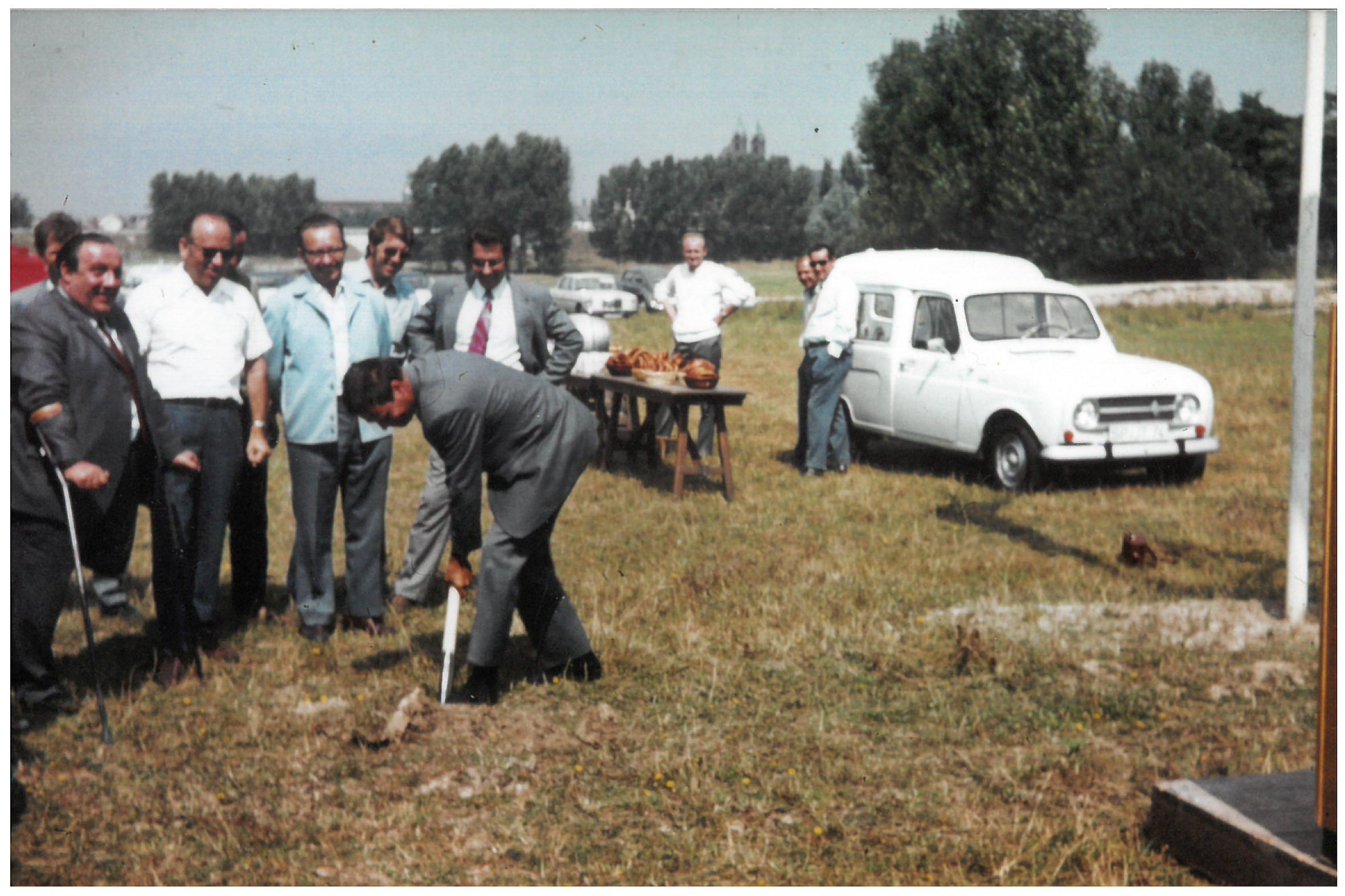 1973 Spatenstich 11