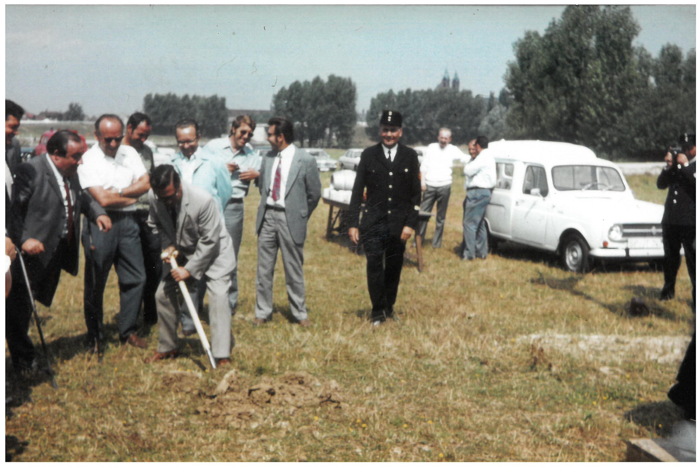 1973 Spatenstich 12