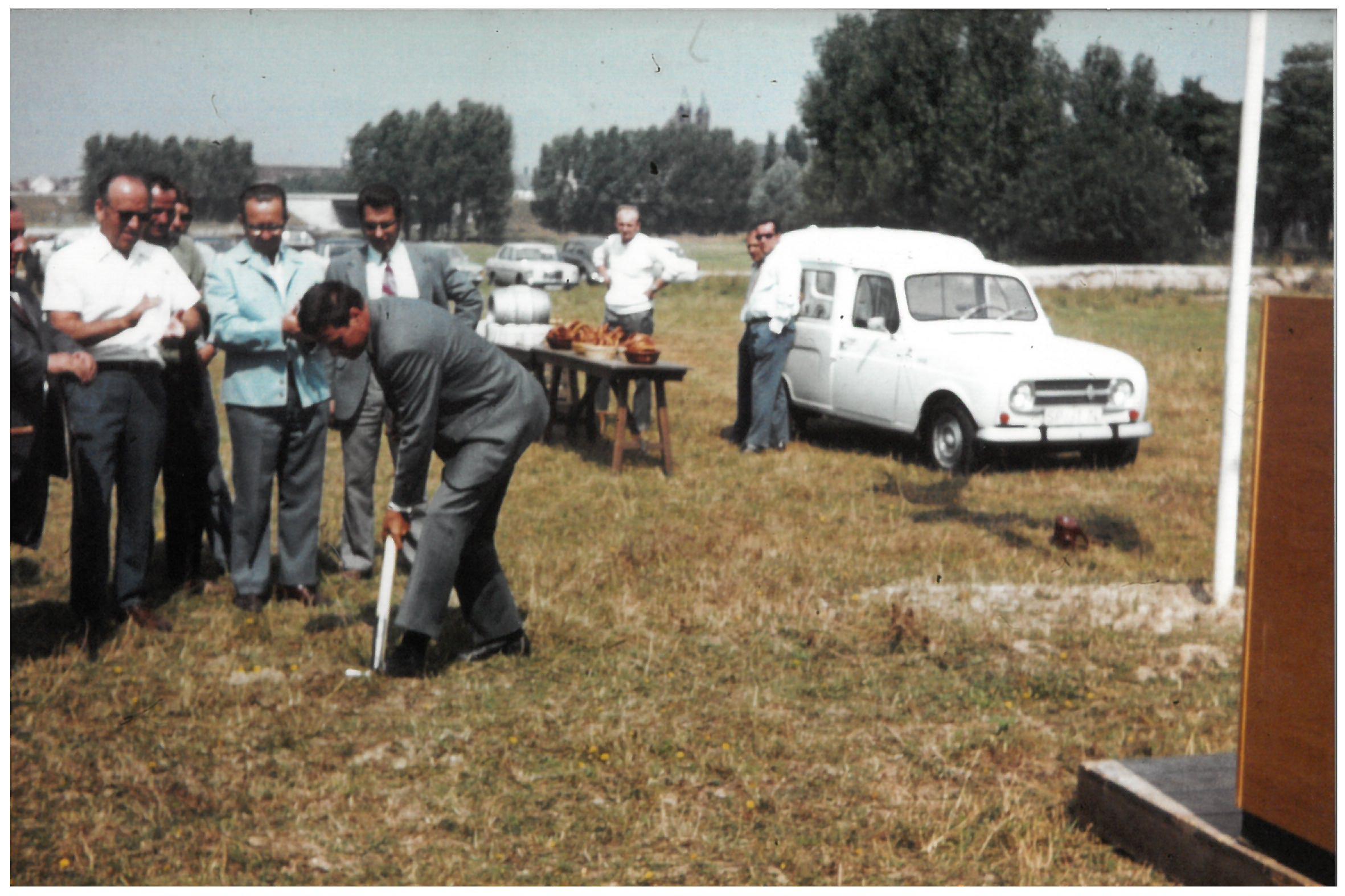 1973 Spatenstich 15