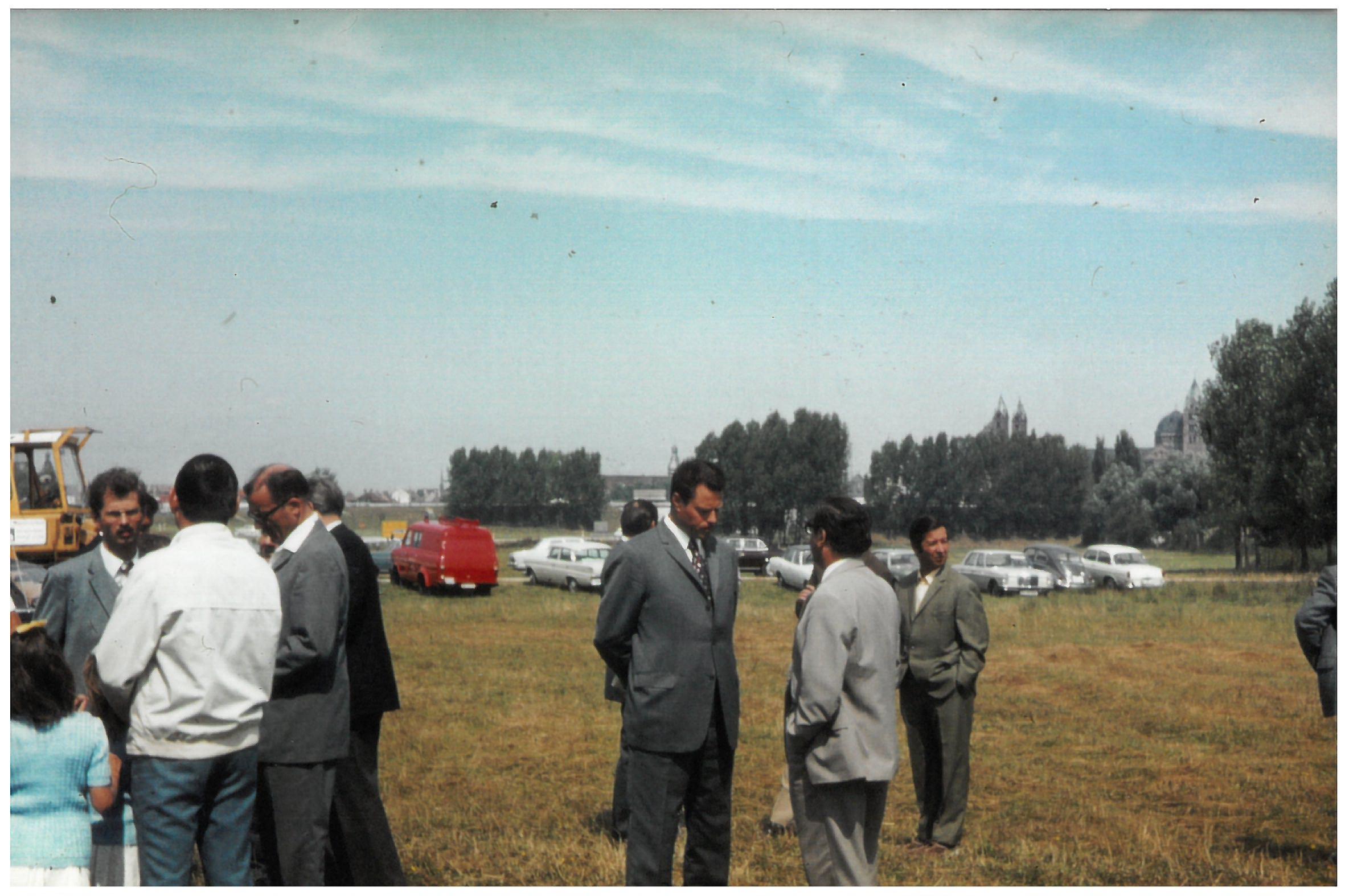 1973 Spatenstich 18