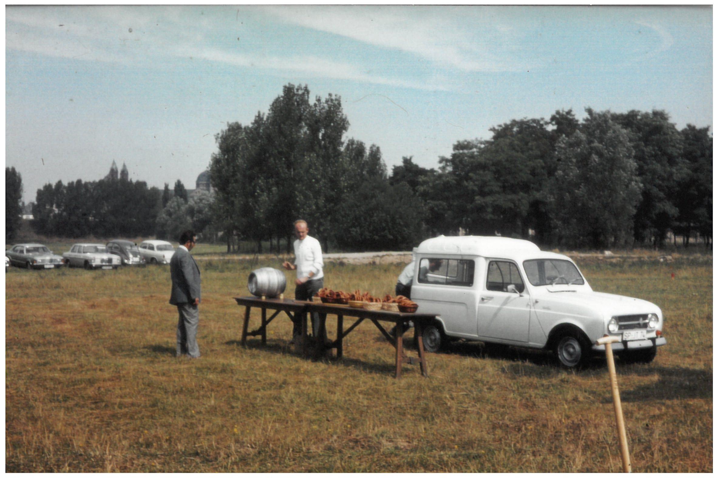 1973 Spatenstich 19