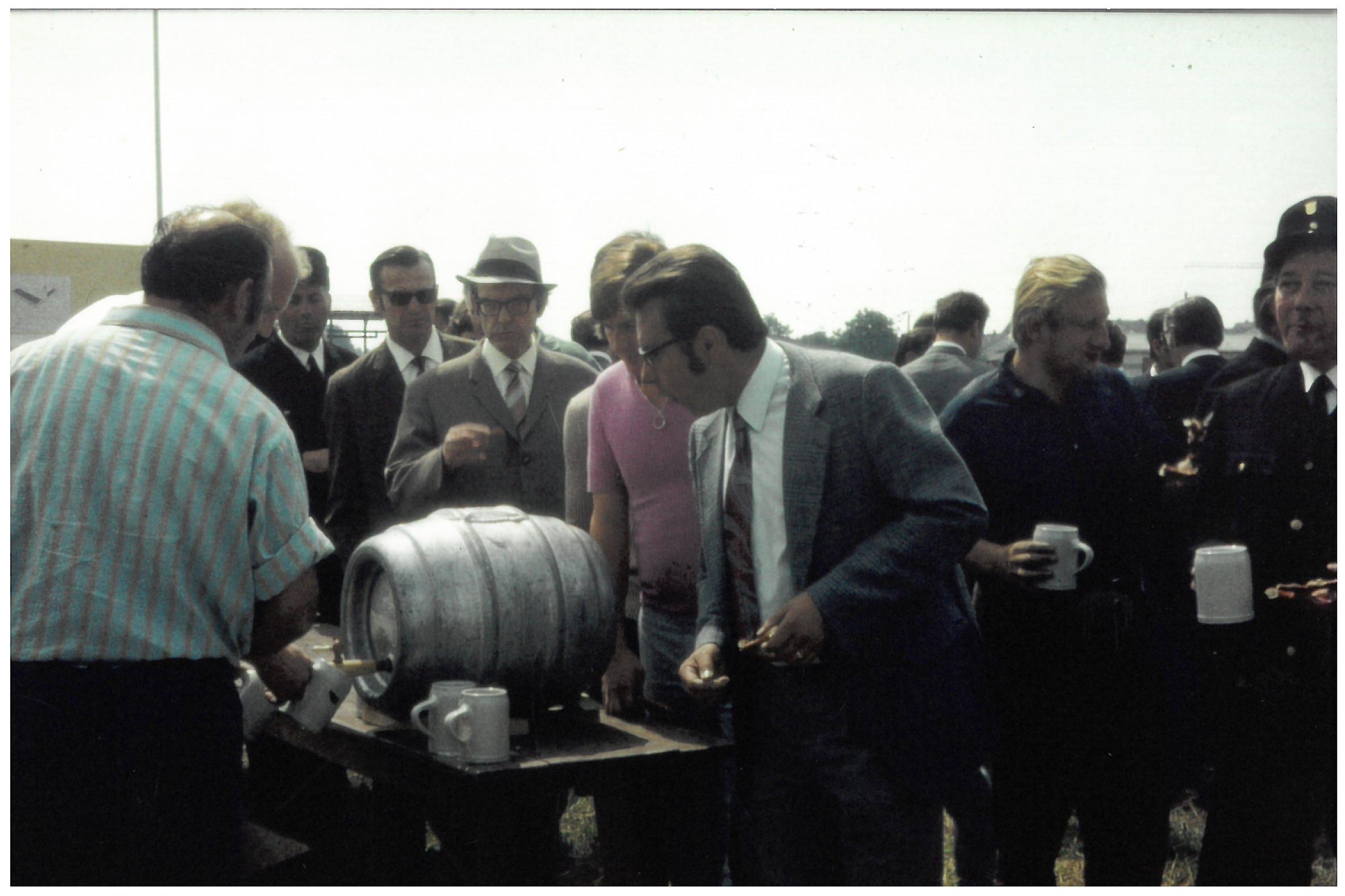 1973 Spatenstich 20